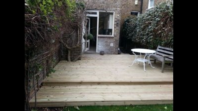 Patio and Decking photo